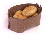 Košarica za kruh - rjava