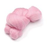 Volna za polstenje, roza, 50 g