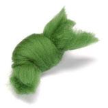 Volna za polstenje, zelena, 50 g