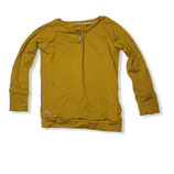 "Shirt ""Senfgelb"" 86/92"
