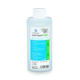 Händedesinfektionsmittel ASEPTOMAN Med 500ml (Euroflasche)