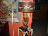 Création Lampe SFR E  953 par J.M LAMBLOT vers 1995
