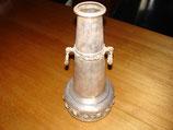 Vase métal argenté 1912 TRAMBOULE & CHOQUET