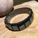 Bracelet Hématite plat