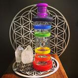La i9 bouteille - Chakra – l'équilibre de vos centres d'énergie - 650 ml