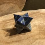 Merkaba Lapiz Lazuli - 3 cm