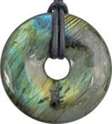 Donuts Labradorite - 40 mm