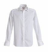 Chemise Blanche 2900102 taille Slim Fit  Harvest & Frost