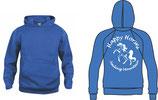 Sweat Capuchon 21021 pour enfant bleu royal