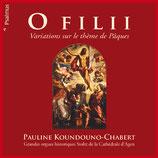 """CD """"O Filii"""""""