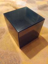 Schungit-Würfel, 5cm x 5cm x 5cm, 220 Gramm schwer