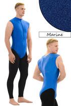 Herren Body ohne Ärmel FRV marine