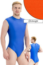 Herren Body ohne Ärmel RRV orange