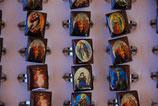 Holzring Heiligenbilder