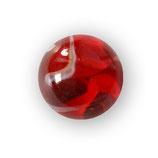 Murmeln rot glänzend