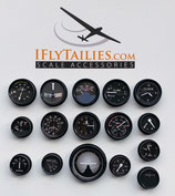 Cessna L-19/O-1 Instrument  Set