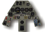 Focke-Wulf Fw-190 A5 Instrument Panel 3022