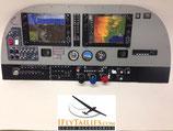 Cessna 182T Instrument Panel
