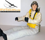 1/4 Scale WWII Pacific US Pilot