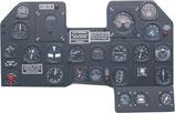 P-47D Thunderbolt Instrument Panel 3027