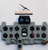 1/5 Scale Ziroli A6M5 Zero Instrument Panel Ready Made