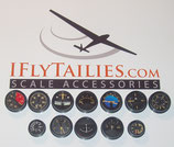 WWII Japan Aircraft Instrument Set S119