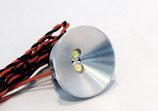 8Wx2 Alu-Spotlight, 40mm, SPOT40F-080x2-WE