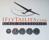 Tourist and Sports Aircraft Instrument Set S101/3