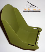 WWII P-47D Corsair Seat