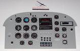 1/3 Scale SIAI Marchetti SF-260 Instrument Panel