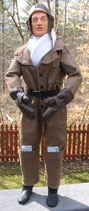 1/3 Scale French / British WWI Pilot with Jumpsuit