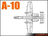 Bundle A-10 Warthog, 1/6 Scale, Pro