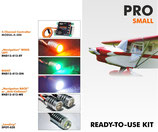PRO-Small Lighting Set, SET-PRO-S