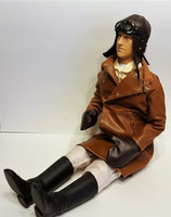 1/3 Scale British WWI Pilot with Jacket Premium