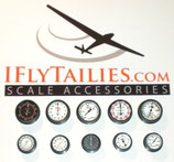 WWI French Aircraft Instrument Set S120