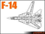 Bundle F-14, 1/8 Scale, Pro
