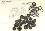 Ju-87 Stuka Instrument Set S129