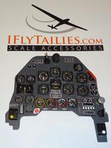 Junkers Ju-87B Instrument Panel