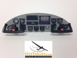 Cessna 310 Top Flite Instrument Panel