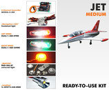 JET-Medium Lighting Set, SET-JET-M