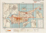 German WWII Map of Cyprus