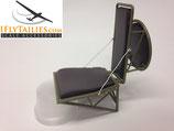 Fieseler Storch Fi 156 Rear Seat
