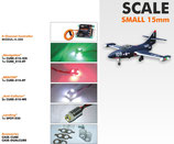SCALE-Small Lighting Set 15mm, SET-SCALE-S