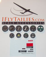 WWII Aircraft USA Instrument Set S105/1