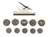 1/5 scale WWII Italy Instrument Set S131