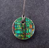 AkuRy Amulet round-shaped