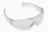 Sichtschutzbrille UVEX x-one clear