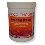 Toco Tholin Balsem Warm 250 ml.
