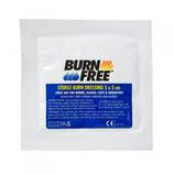 Brandwonden kompres 5 x 5 cm. / Burn Free