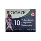 Biogaze 10 x 10 cm. a 10 st.